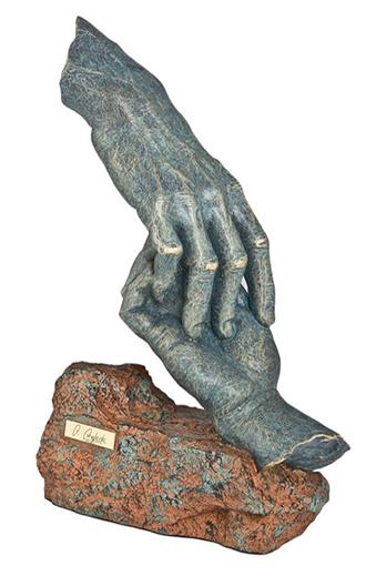 Escultures i rellotges